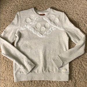 Girl's 7 For All Mankind Sweatshirt, XL